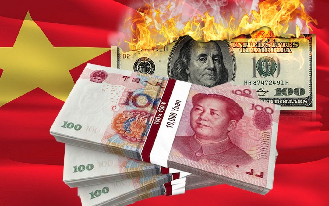 A Vision of the Death of the PetroDollar!