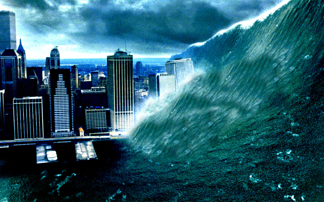 Mystery Babylon To Be Destroyed by Tsunamis